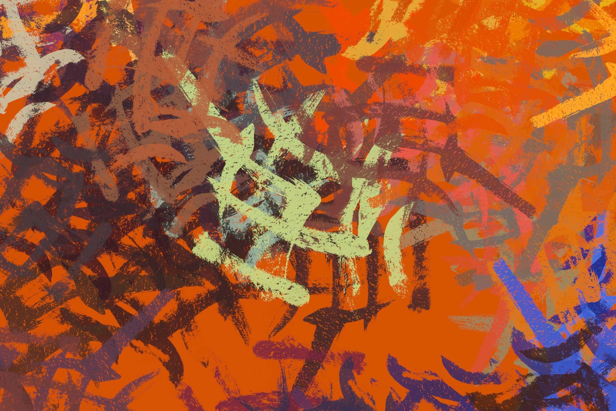 tapet-fototapet-design-decor-mural-customizabil-comanda-personalizat-bucuresti-daring-prints-motiv-model-pictura-contemporana-abstracta-tuse-pensula-culoare-rosu