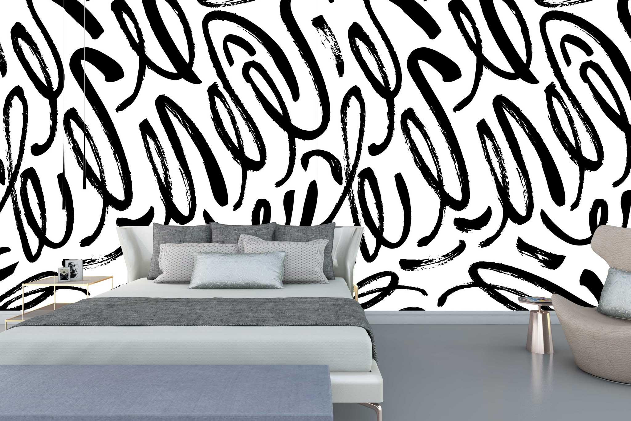 tapet-fototapet-comanda-personalizat-bucuresti-perete-special-lux-model-desen-grafic-alb-negru