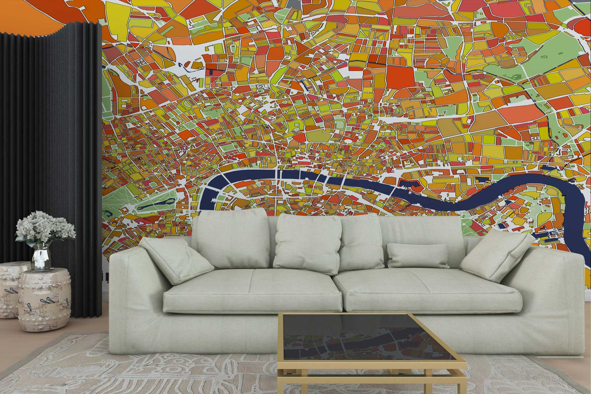 tapet-fototapet-personalizat-comanda-bucuresti-model-harta-urbana-oras-2-multicolor-perete-lux-special