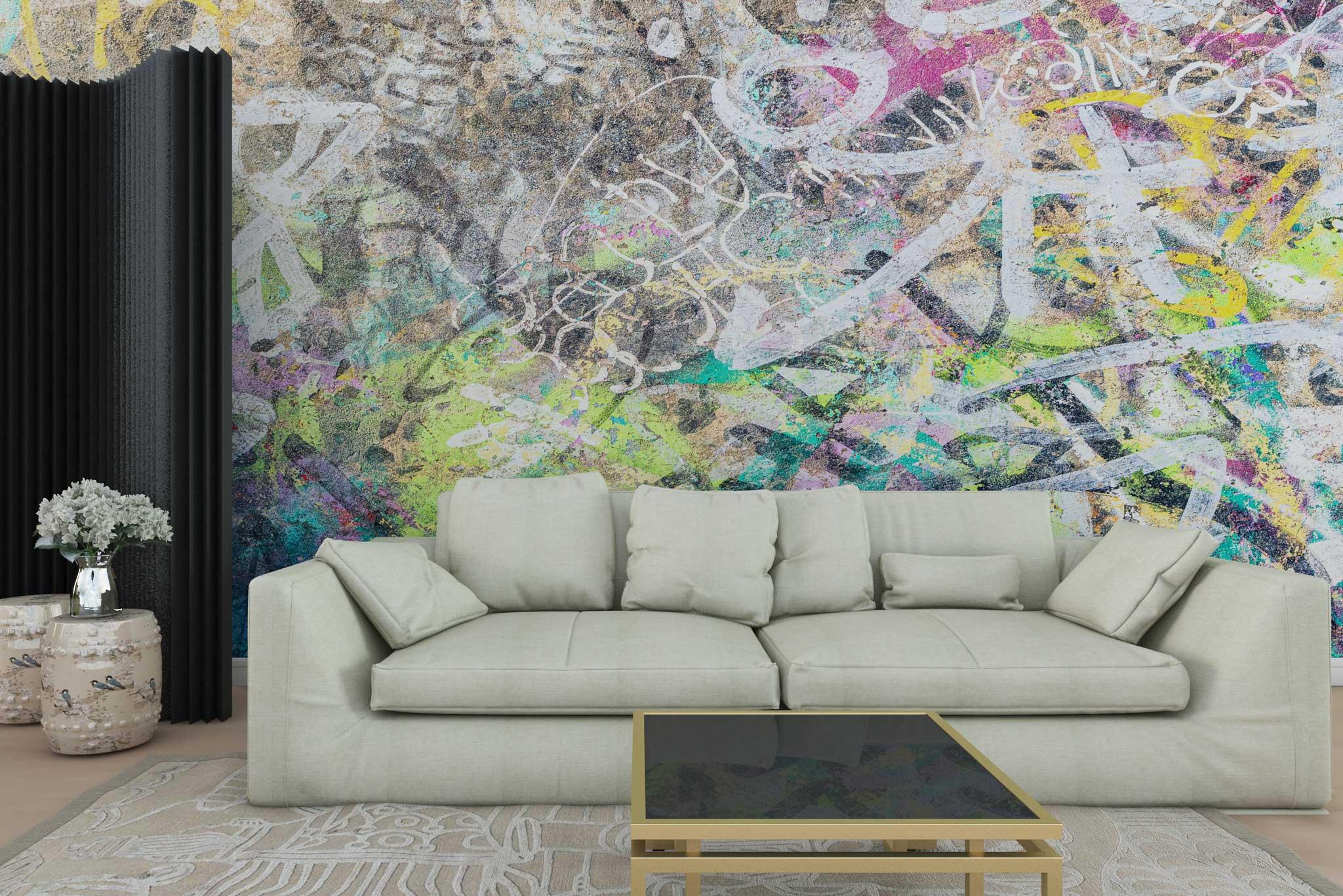 tapet-fototapet-personalizat-comanda-bucuresti-pictura-abstracta-graffitti-pastel-multicolor-perete-lux-special
