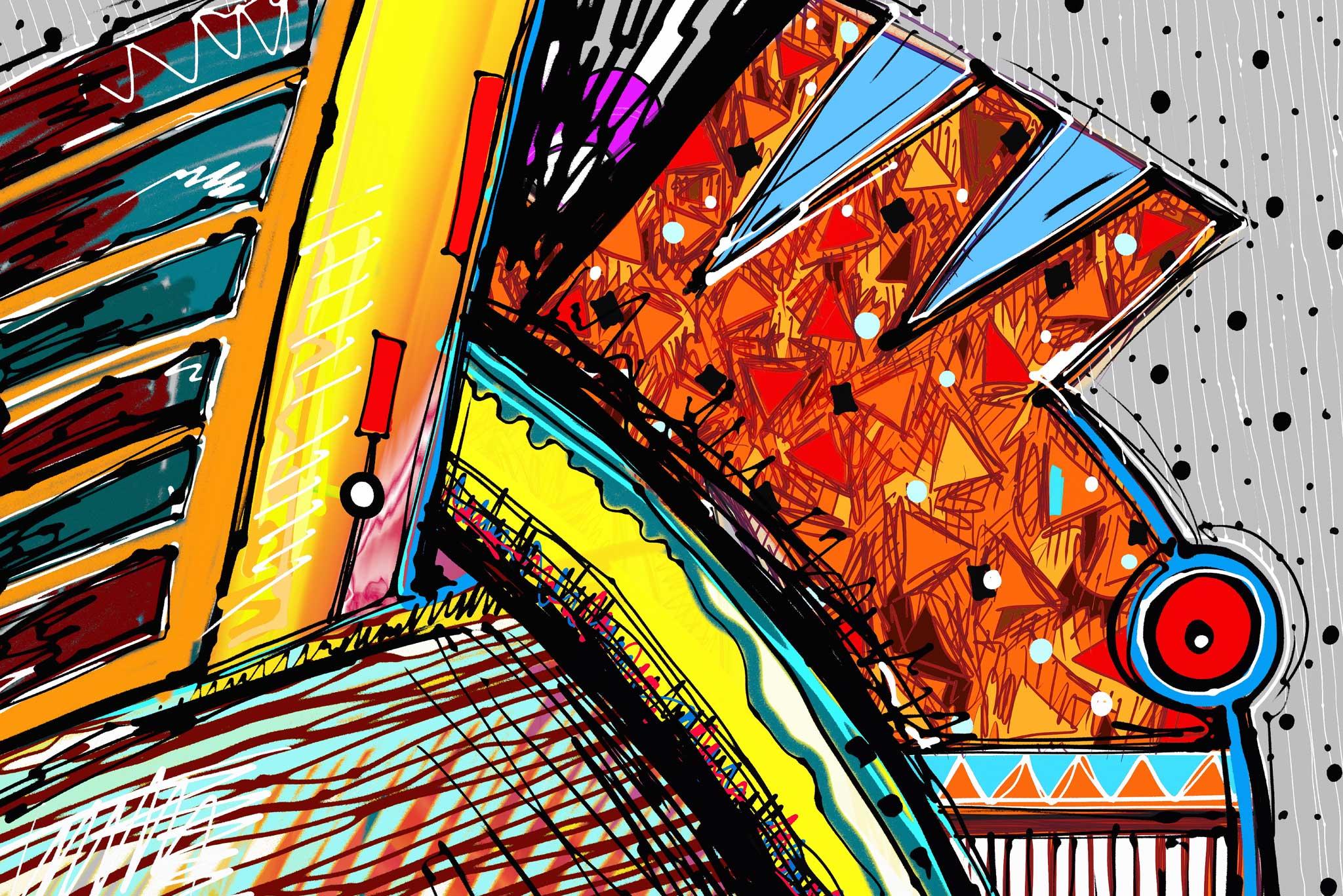 tapet-fototapet-design-decor-mural-customizabil-comanda-personalizat-bucuresti-daring-prints-motiv-model-desen-industrial-grunge-graffitti-multicolor