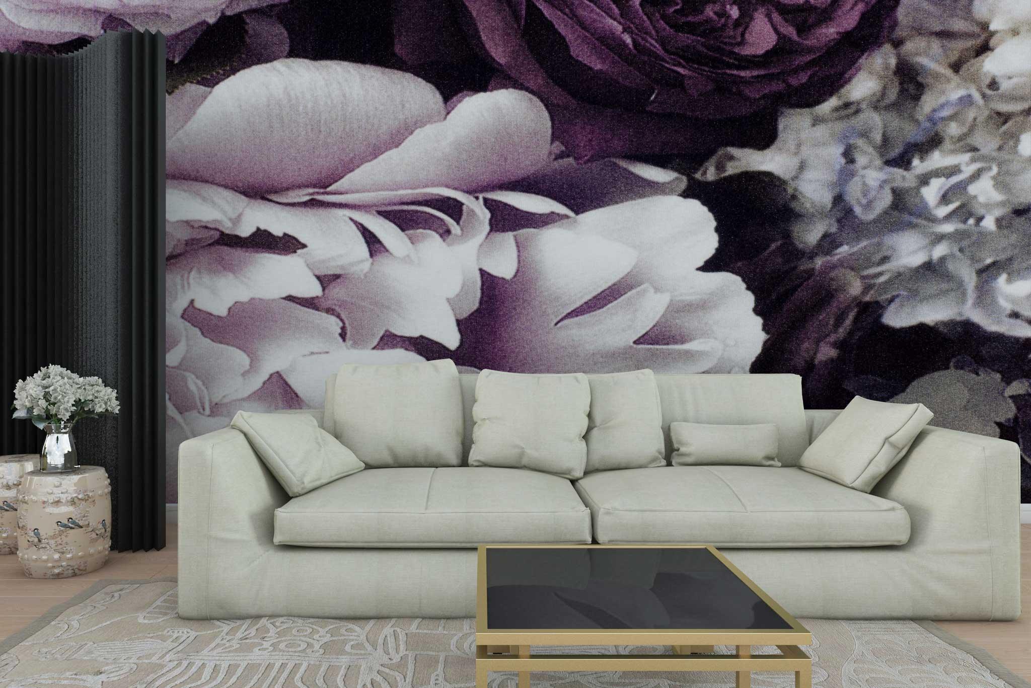 tapet-fototapet-personalizat-comanda-bucuresti-model-floral-fotografie-bujori-roz-perete-lux-special